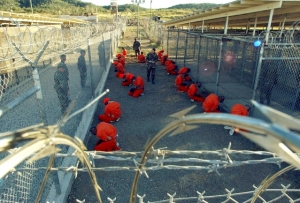After the terror attacks of September 11, 2001 in New York and Washington, many Americans said they were willing to accept restrictions on civil liberties to fight terrorism. This allowed the Bush Administration to respond to the terrorist threat with numerous, serious human rights abuses, most notably at the U. S. detention facility of Guantanamo Bay, Cuba.