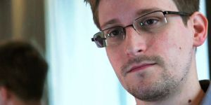 Edward Snowden, a man whom his country is trying to punish only for telling the truth. © The Guardian/Reuters