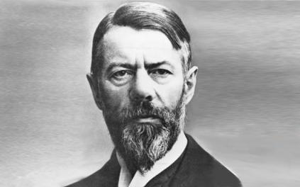 Max Weber (1964-1920) is recognized as one of the founders of sociology as we know it today.
