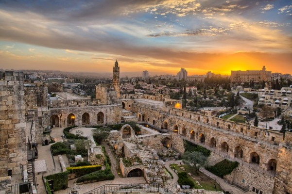 Jerusalem is the cradle of the world's two major religions, Islam and Christianity, as well as of Judaism. Therefore, why should it have to be a place of hatred and division, and not a place of brotherhood and unity?