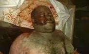 Ses parents devaient ne le revoir que mort, son corps couvert de blessures reçues sous la torture.