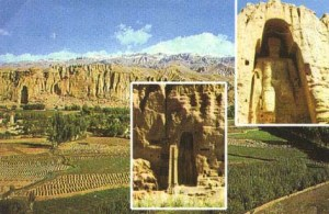 "In 2001 Afghanistan's Taleban militia, an ""early version"" of ISIS, blew up the magnificent Buddha statues of Bamiyan, thinking this would help them strengthen their implacable grip on the country. This most unwise move only hastened their downfall."