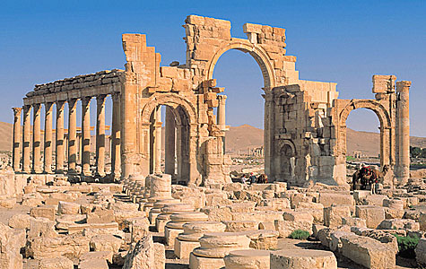 The ruins of the ancient city of Palmyra were designated a UNESCO World Heritage site in 1980. Is ISIS/Daesh going to destroy such a place which stands out as a jewel of history in the Middle East?