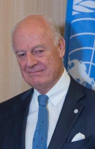 UN_Special_Envoy_for_Syria_Staffan_de_Mistura_-_2017_(26170932839)_(cropped)