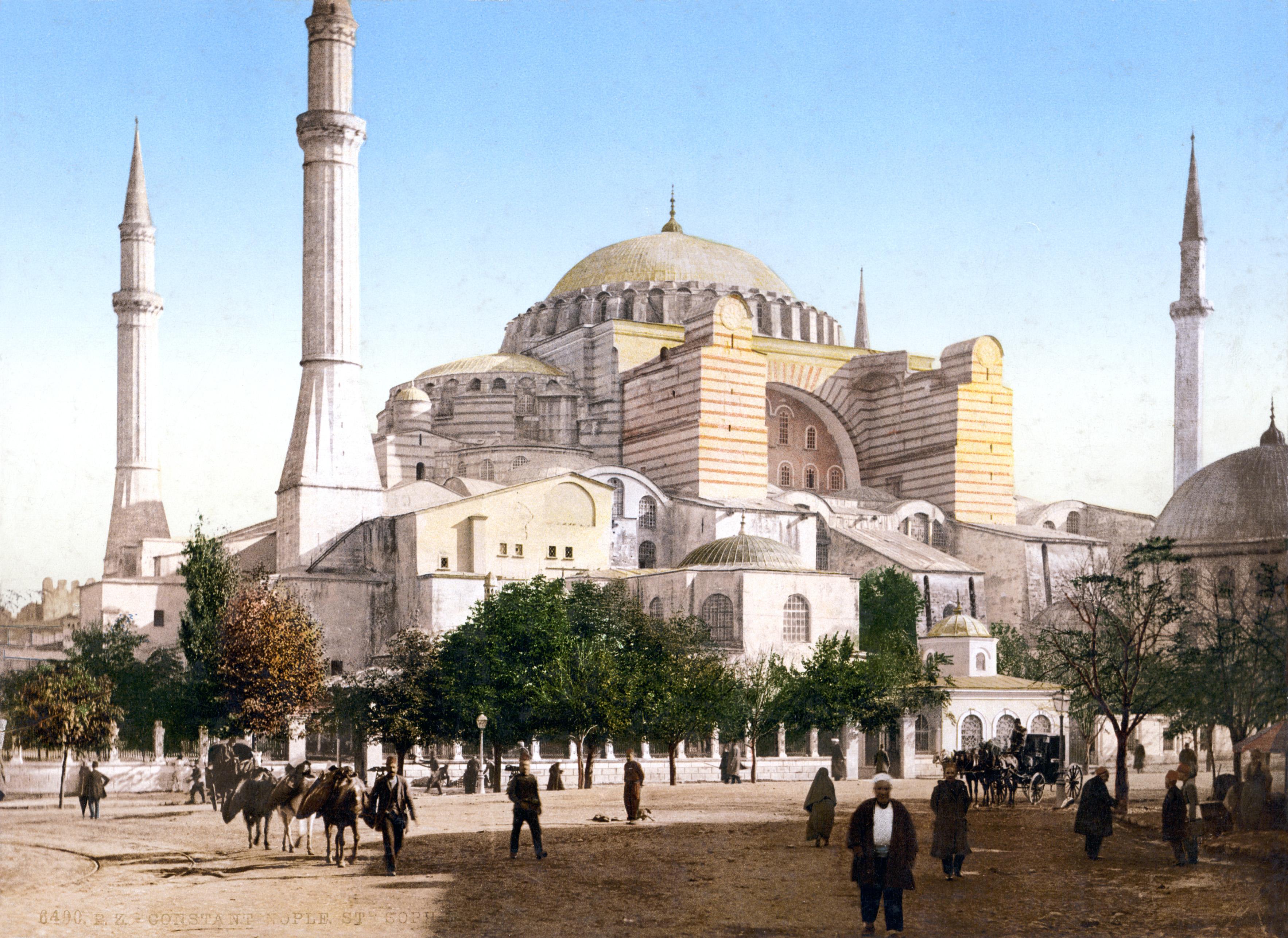 Hagia_Sophia,_Constantinople,_Turkey,_ca._1897